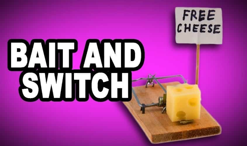 Carpet Cleaning Bait And Switch Scams
